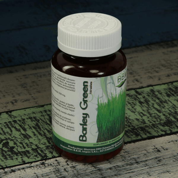 Barley Green (Orz verde)